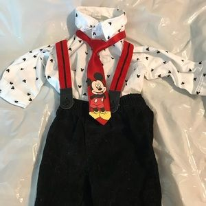 Other - Super cute Micky Mouse Outfit! 3Months